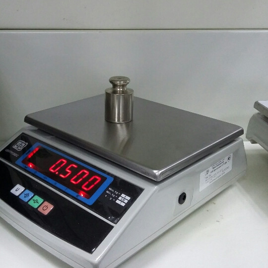 Фасувальні ваги ВТЕ-Т3-ДВ_15 кг (247х192мм)
