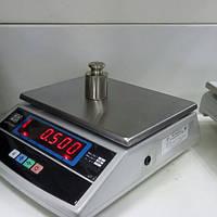 Фасовочные весы ВТЕ-Т3-ДВ_15 кг (247х192мм)
