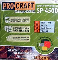 Инвертор PROCRAFT SD-450