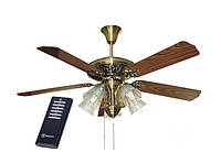Потолочный вентилятор DAXTON FAN 132 см + пульт