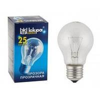 Электрическая лампа накаливания ИСКРА А50 (60Вт),в индивидуальной упаковке
