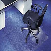 Ковер под кресло прозрачный 121х152см Германия для ковролина. Толщина 2,3мм