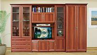 Стенка «Мона Люкс» в гостиную, производитель Мебель-Сервис