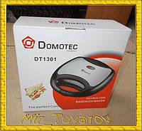Бутербродница сендвичница Domotec DT-1053