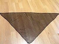 Платок, черная косынка (мягкий гипюр)