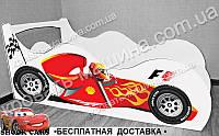 Кровать машина Болид гоночная, фото 1