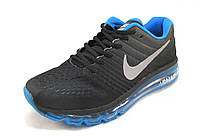 Кроссовки мужские  Nike  Air Max серые (найк аир макс)(р.41,42,43,44)