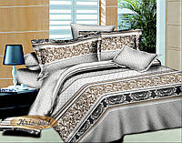 """Высококачественный семейный комплект постельного белья """"Милорд""""."""