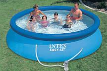 Бассейн 366x76 с фильтр-насосом Intex  28132\56422