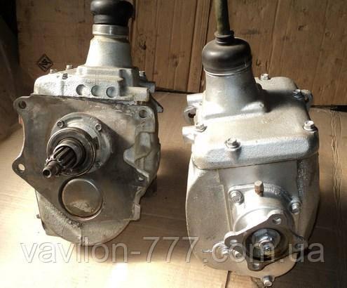 Коробка передач ГАЗ-66, 53