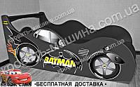 Кровать машина Бэтмен + АВТОНОМЕР*, фото 1