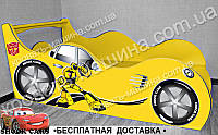 Кровать машина Трансформер Бамблби + АВТОНОМЕР*, фото 1