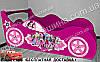 Кровать машина Феи Monster High