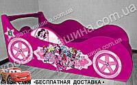 Кровать машина Феи Monster High, фото 1