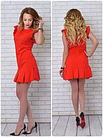 Платье 782 коралл