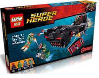Конструктор SUPER HERDE 07020 LEPIN