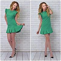 Платье 782 трава