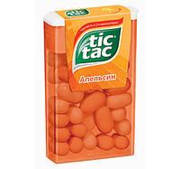 Драже Тик-Так tic tac Мята, Апельсин, Клубничный и Мятный , Тик-так микс(лимит серия)