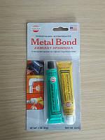 Клей двух компонент (Metal Bond)