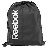 Рюкзак-сумка на веревках Рибок Sport Royal AB1270 Reebok черный