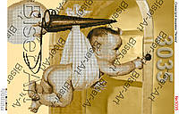 "Схема для вишивки ""Лелека"" №3035"
