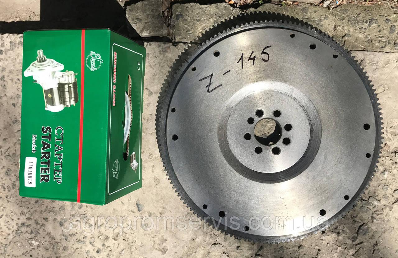 Комплект переоборудования на стартер двигателя МТЗ стартер маховик плита