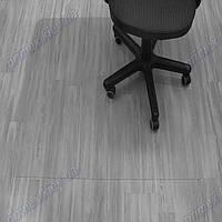 Ковер под кресло прозрачный 91х121см Германия. Толщина 2,0мм