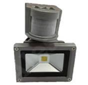 LED прожектор 10,прожектор светодиодный с да10 ватт,Світлодіодні Прожектори з датчиком руху та освітленості 10