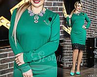 Шикарное платье футляр идеально сидит по фигуре, повторяет все контуры и очертания женского тела.