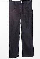 United Colors of Benetton вельветовые брюки W33 L32 цвет темно-синий б/у