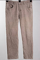 Mc Erl  вельветовые брюки W32 L30 цвет mushroom б/у