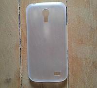 Силиконовый чехол бампер на samsung s4 mini