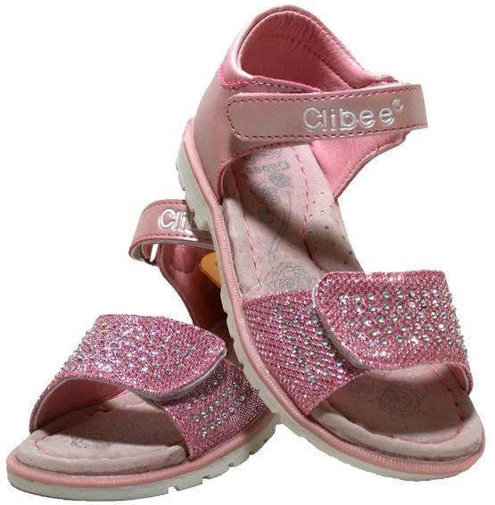Детские  босоножки для девочки Clibee Польша размеры 26-31