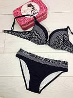 Женский купальник на застежке (40–48) — купить оптом в одессе 7км