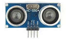 Ультразвуковой датчик измерения расстояния HC-SR04 (US-025)
