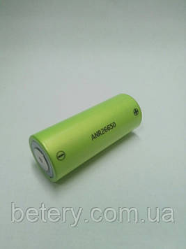 Аккумулятор A123 ANR26650 3,2V 2500mAh Li-Fe 30C 1309610