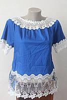 Блуза з гарним кружевом - 2, фото 1