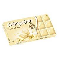 Шоколад Schogetten (Шогеттен) Белый, 100 г