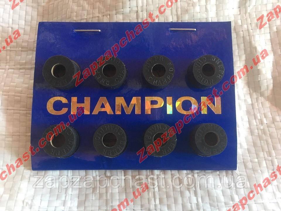 Сальники клапанов Заз 1102 1103 таврия славута, Ваз 2101- 2107, 2108- 2109, 2115, 2110 Champion