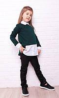 Кофта-рубашка детская LAR-04