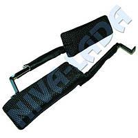 Подлокотники передние откидные НИВА-Шевроле  (комплект) узкие ткань