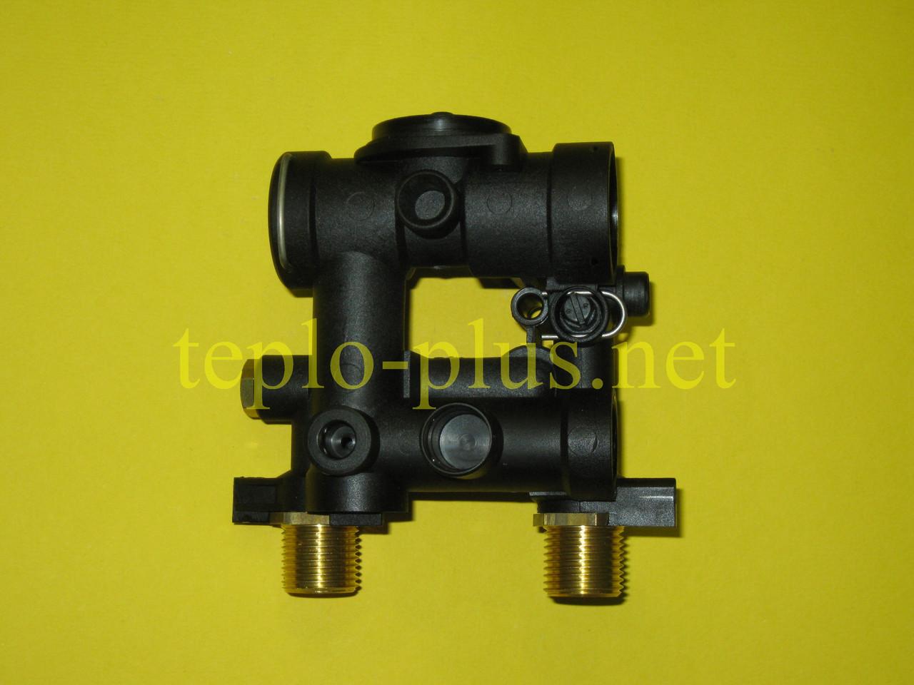 Корпус (пластиковая часть) клапана трехходового Sime Format.Zip BF TS, Format.Zip 5 25 BF TS