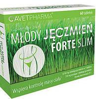 Капсулы для похудения MŁODY JĘCZMIEŃ FORTE SLIM  Польша