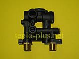 Корпус (пластиковая часть) клапана трехходового Sime Format.Zip BF TS, Format.Zip 5 25 BF TS, фото 2