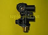 Корпус (пластиковая часть) клапана трехходового Sime Format.Zip BF TS, Format.Zip 5 25 BF TS, фото 4