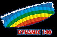 Пилотажный воздушный змей DYNAMIC 140 (трюковой парафоил), Paul Guenter