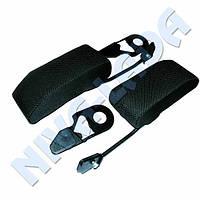 Подлокотники передние откидные НИВА -Шева (комплект) широкие