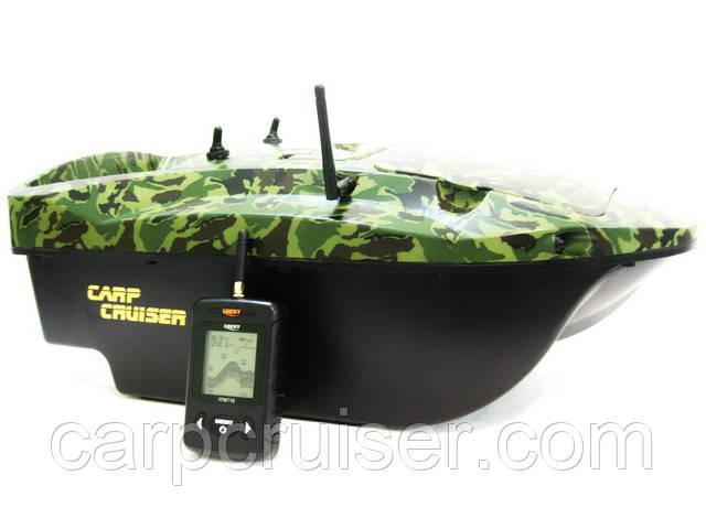 кораблик для карповой ловли