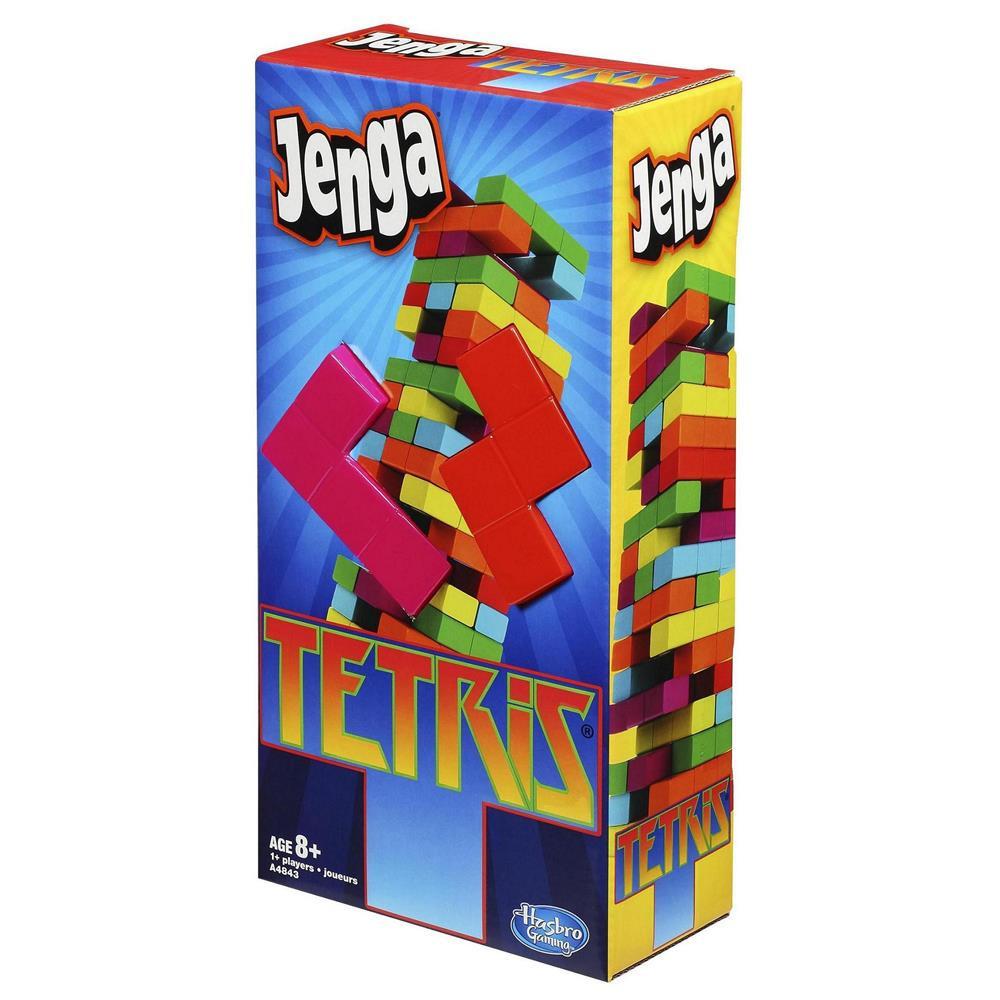 Настольная игра Дженга Тетрис Hasbro A4843