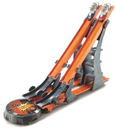Трек Хот Вилс Скоростная трасса супер гравитация Hot Wheels Versus Track Set